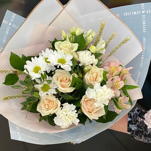 Свежесть цветочного праздника