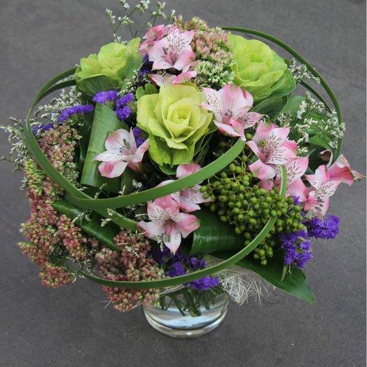 Зарождение: букеты цветов на заказ Flowwow