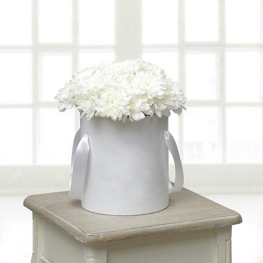 Абсолютно белый: букеты цветов на заказ Flowwow
