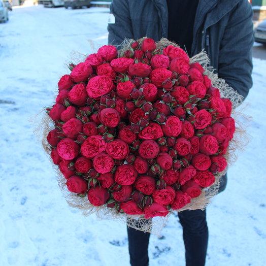 Red Sun: букеты цветов на заказ Flowwow