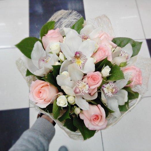 Made by Жасмин 12: букеты цветов на заказ Flowwow