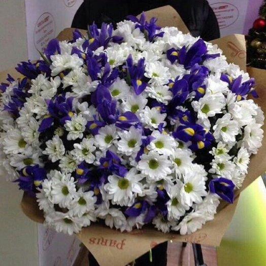Волшебный миг: букеты цветов на заказ Flowwow