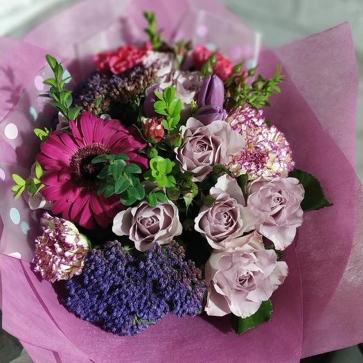 Фелисия: букеты цветов на заказ Flowwow