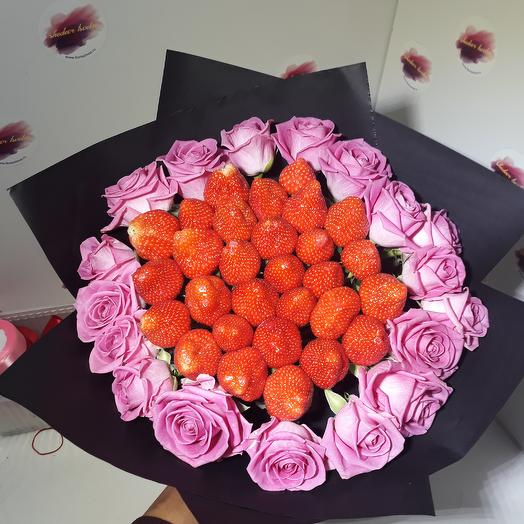 Вечная классика: букеты цветов на заказ Flowwow