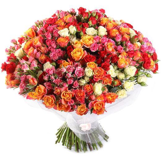 Букет 50 первых поцелуев: букеты цветов на заказ Flowwow