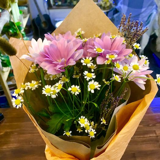 Летнее утро: букеты цветов на заказ Flowwow