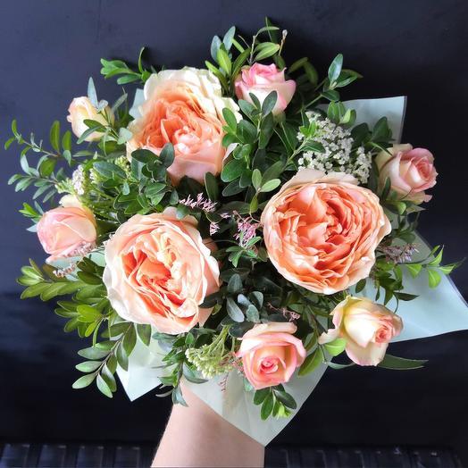 Композиция: букеты цветов на заказ Flowwow