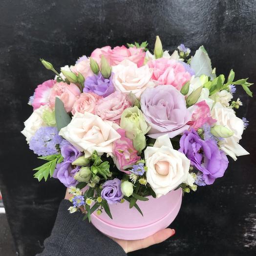 Коробка «Радости»: букеты цветов на заказ Flowwow