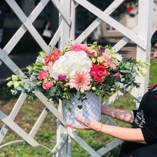 Вечная любовь 💖: букеты цветов на заказ Flowwow