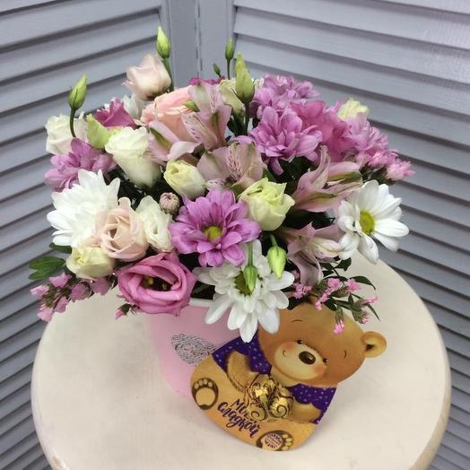 Романтика️: букеты цветов на заказ Flowwow