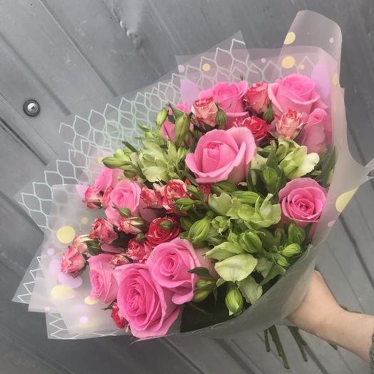 Романтический уикенд: букеты цветов на заказ Flowwow