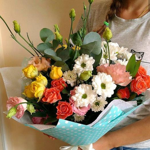 Букет к 1 сентября 2: букеты цветов на заказ Flowwow