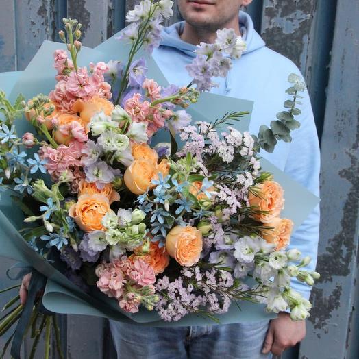 Твидия: букеты цветов на заказ Flowwow