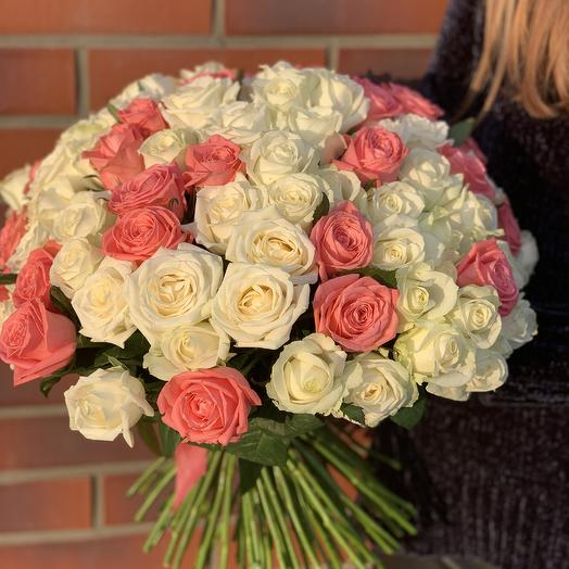 101 rose: flowers to order Flowwow