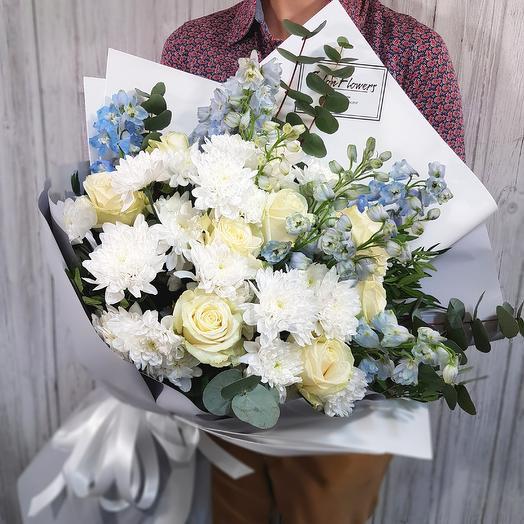 Дельфин: букеты цветов на заказ Flowwow