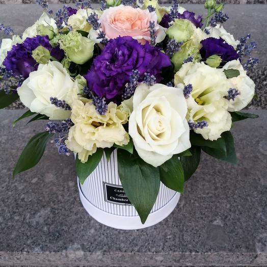Утро Парижа: букеты цветов на заказ Flowwow