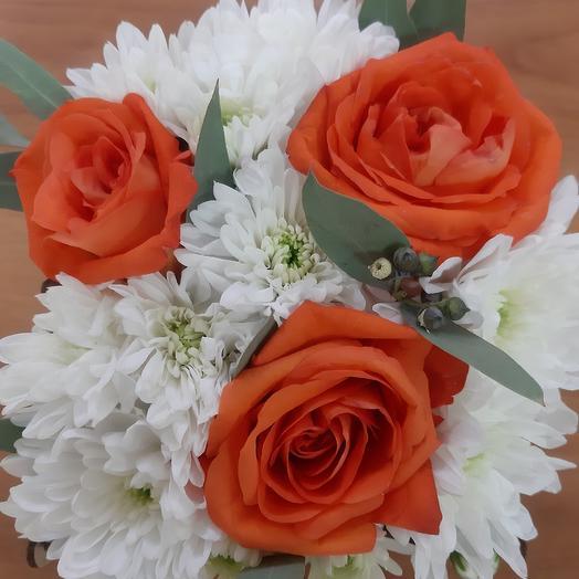 Коробка Flowers: букеты цветов на заказ Flowwow