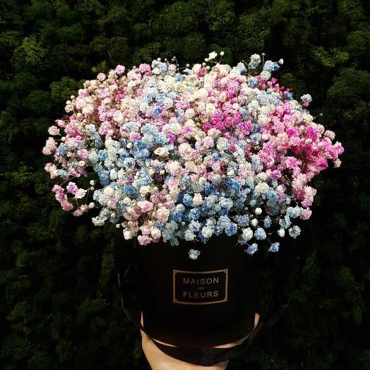Радужный жемчуг: букеты цветов на заказ Flowwow