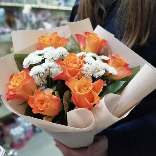 Букет 224: букеты цветов на заказ Flowwow