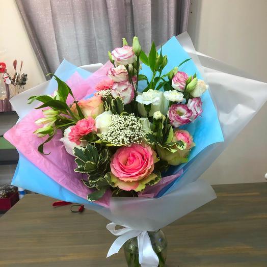 Воздух: букеты цветов на заказ Flowwow