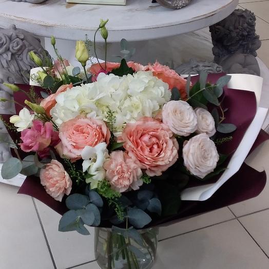 """Bouquet """"The Cloud"""""""
