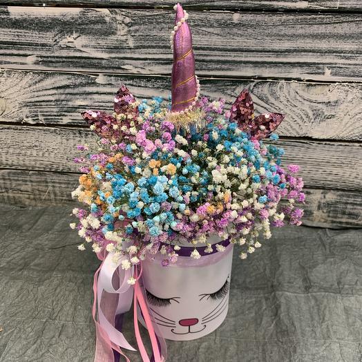 Единорог 🦄: букеты цветов на заказ Flowwow