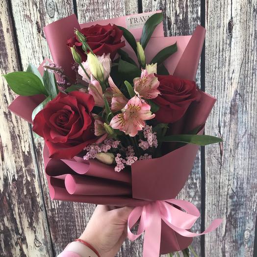 Комплемент: букеты цветов на заказ Flowwow