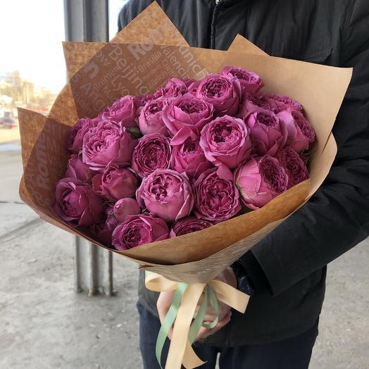 9 Мисти баблс: букеты цветов на заказ Flowwow