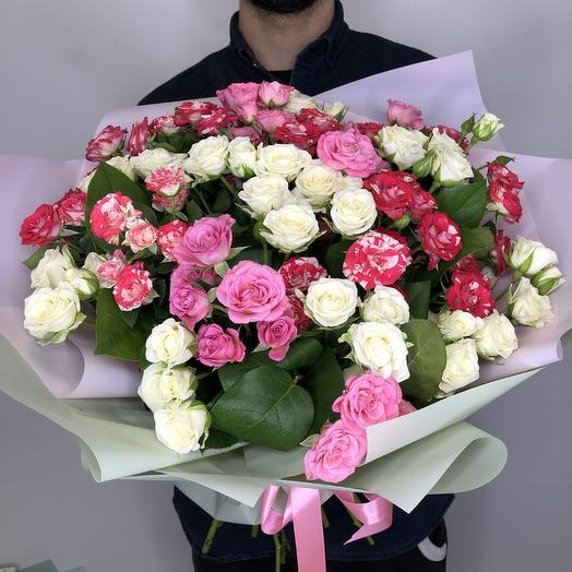 Счастье: букеты цветов на заказ Flowwow