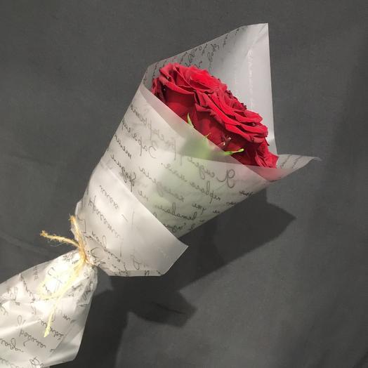 Розы «Тайное признание»