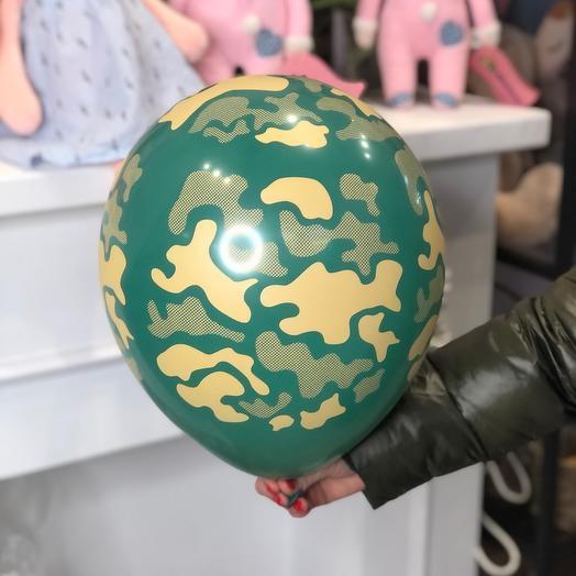 Воздушный шар Хаки