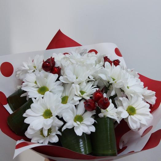 """Bouquet """" Chamomile"""""""