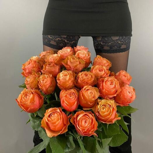 Кружевная роза Кахала 25 штук