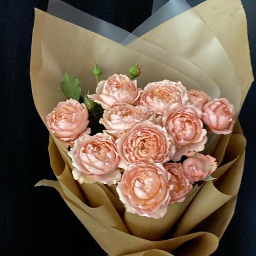 Джульетта Пионовидная Роза