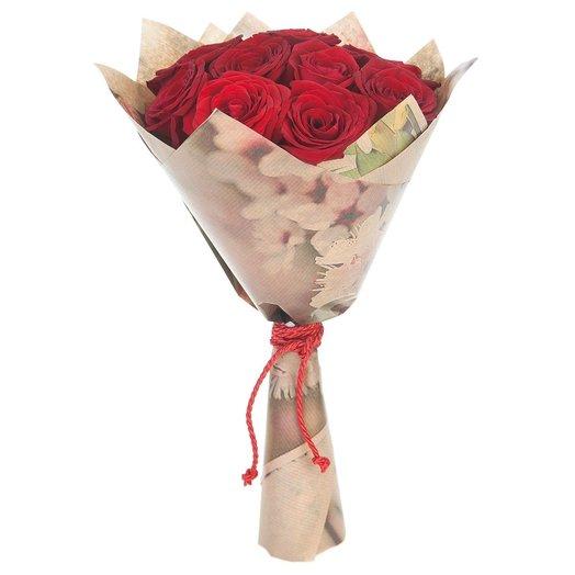 Простая романтика: букеты цветов на заказ Flowwow