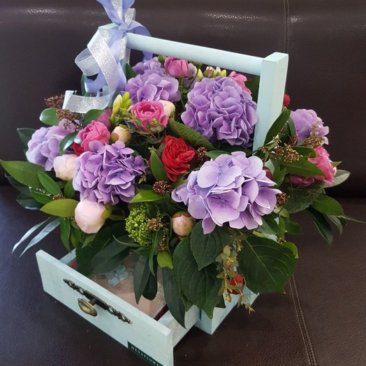 Бульвар грёз: букеты цветов на заказ Flowwow