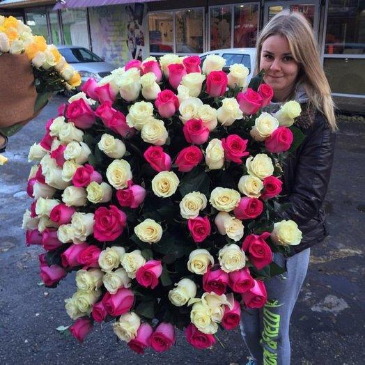 Букет Микс Лето: букеты цветов на заказ Flowwow