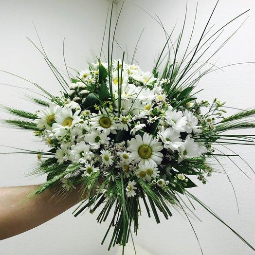 Ромашки любви: букеты цветов на заказ Flowwow