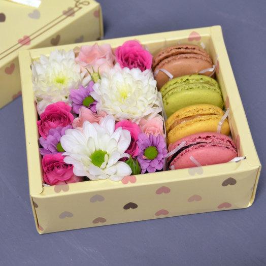 Мини-ми: букеты цветов на заказ Flowwow