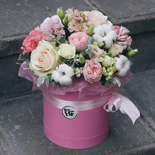 Box 41: букеты цветов на заказ Flowwow