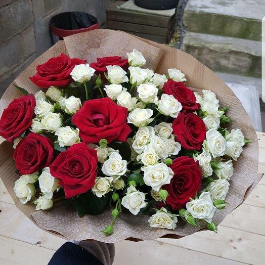 Букет Небесный: букеты цветов на заказ Flowwow