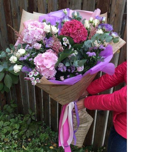 БОЛЬШОЙ VIP БУКЕТ: букеты цветов на заказ Flowwow