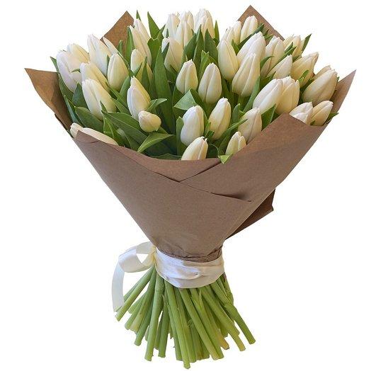Сокровище Сераля (51 Белый тюльпан)