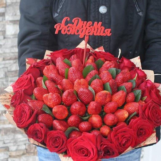ВИП: букеты цветов на заказ Flowwow