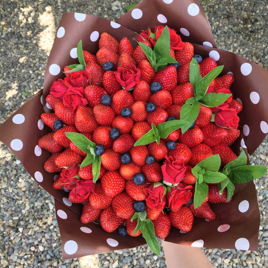 Мятное утро: букеты цветов на заказ Flowwow