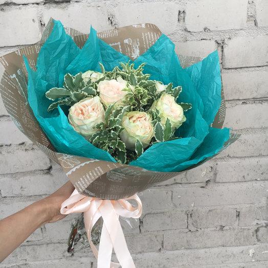 Оливи Кьяретто: букеты цветов на заказ Flowwow