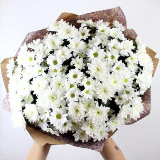 Любимые хризантемы: букеты цветов на заказ Flowwow