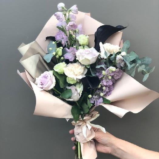 Музыка лета: букеты цветов на заказ Flowwow