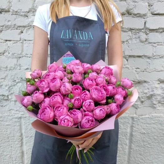 """Букет """"Мисти"""": букеты цветов на заказ Flowwow"""