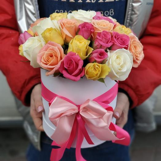 Мальвина: букеты цветов на заказ Flowwow